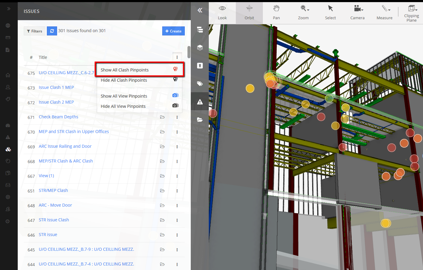 BIM Track's free IFC web viewer